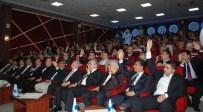 İSMAİL KAVUNCU - Uşak Deri Karma Organizede Yönetim El Değiştirdi