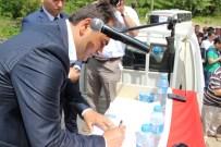 YAVUZ ERKMEN - Köylüler Milletvekili Adaylarına Taahhütname İmzalattı