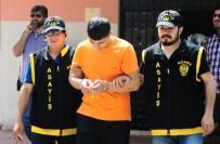 GERDEK GECESI - Gerdek Gecesi Gözaltına Alındı