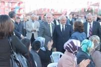 MHP Adaylarına Davullu Zurnalı Karşılama