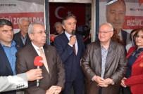 YAVUZ ERKMEN - MHP Merkezde Seçim Bürosu Açtı