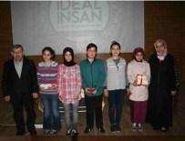 ORHAN ÇEKER - Umre Hediyeli Siyer Yarışmasında Ödüller Sahiplerini Buldu