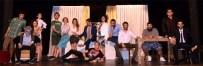 ÜLKÜ DURU - Genç Tiyatrocular Mezuniyet Oyunlarını Sahneledi