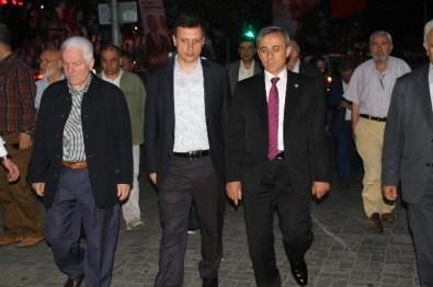 AK Parti'den Barbaros Hayrettin Paşa Türbesi'ndeki Saygısızlığa Tepki