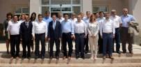 Milli Eğitim Müdürleri Eceabat'ta Bir Araya Geldi