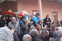 Kobani'de Hayatını Kaybeden YPG'li, Kırşehir'de Toprağa Verildi