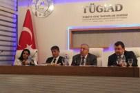 BIRCAN AKYıLDıZ - MHP'li Adaylardan Tügiad'a Ziyaret