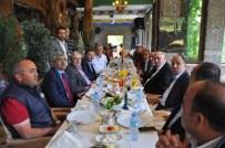 AK Parti Milletvekilleri Sütçüler'de Sorunları Dinledi