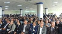 HALIL ÖZYOLCU - AK Parti Milletvekili Adayları Taşlıçay'da