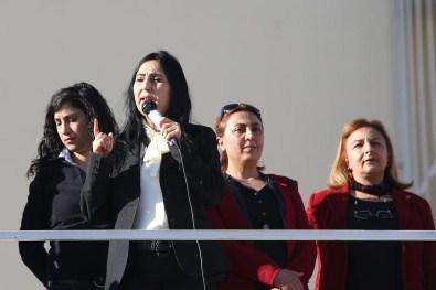 HDP Eş Genel Başkanı Yüksekdağ Açıklaması