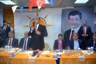 """Akdoğan Açıklaması 'Bunlar Siyasetin Üfürükçüleri"""""""