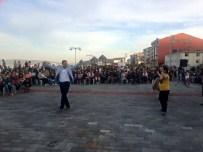 Milletvekili Adayı Tuna Eceabat'ta Hıdrellez Şenliğine Katıldı