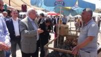 YAVUZ ERKMEN - Yavuz Erkmen Ereğli Köylerinde Yoğun İlgi Gördü