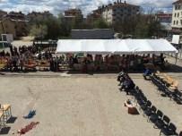 Seydiler Şehit Ersin Yenel Ortaokulu TÜBİTAK Destekli Bilim Fuarı Açıldı