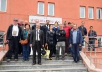 Kastamonu Gazeteciler Cemiyeti Yönetim Kurulu Toplantısı