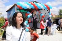 Ayrancı Halk Eğitimi Merkezinde Yıl Sonu Sergisi