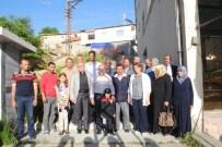 AK Parti İlçelere Teşekkür Ziyareti Gerçekleştirdi