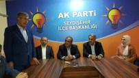 AK Parti Konya Milletvekillerinden Teşkilatlara Ziyaret