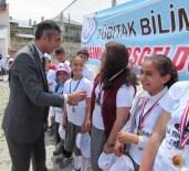 Ahırlı'da TÜBİTAK Bilim Fuarı Projeleri Sergilendi