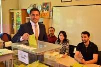 YAVUZ ERKMEN - Zonguldak'ta Siyasiler Oy Kullandı