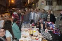 BERAT YENİLMEZ - Başkan Usta Açıklaması 'Ramazan'ın Anlamı Paylaşmak'