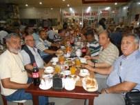RUHSAR DEMİREL - Demirel, Sivrihisar'da MHP'lilerle Buluştu