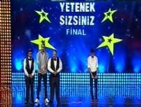 TV8 - 'Yetenek Sizsiniz'in birincisi belli oldu