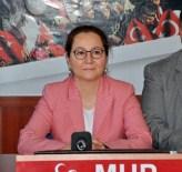 RUHSAR DEMİREL - Ruhsar Demirel Açıklaması 'Felakete giden yolculukta bulunmayı arzu etmiyoruz'