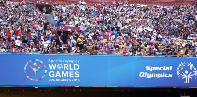 Özel Olimpiyatlar İçin Muhteşem Açılış