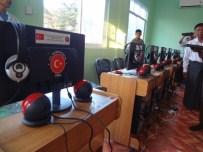 HAMID KARZAI - TİKA Myanmar'da Kütüphane Kurdu