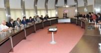 EKREM KEREM OKTAY - Kılıçdaroğlu, Doğu Ve Güneydoğu İllerinden Gelen Ticaret Ve Sanayi Odası Başkanlarıyla Görüştü