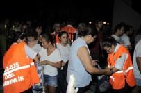 EMİR KUSTURİCA - Goran Bregovic, Çanakkale'de Konser Verdi