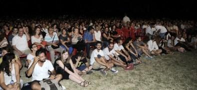 Çanakkale'de Goran Bregovic'le Balkan Rüzgarı Esti