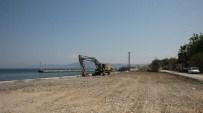 İMRALI ADASI - Büyükşehir, Mudanya Sahilinin Çehresini Değiştiriyor