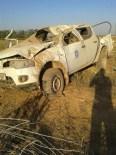 Elektrik Arıza Ekibi Kaza Yaptı Açıklaması 2 Ölü