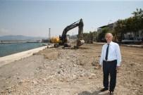 İMRALI ADASI - Mudanya Sahili Nakış Gibi İşleniyor