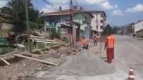 Hamamözü Belediye Başkanı, Proje Çalışmalarını Yerinde İnceledi