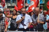 YOBAZ - Vatan Partisi'nden Teröre Kınama