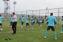 ROLAND KOCH - ÇAYKUR Rizespor'un Yeni Transferleri Antrenmanda