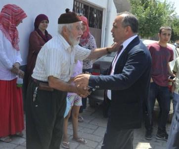 Arnavutluk'un Ankara Büyükelçisi Mucaj, Kayseri'de Açıklaması