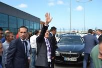 ZEKİ AYDIN - Nurettin Canikli, Orduspor Atkısı Taktı