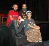 LEVENT ARAS - Erzurum Devlet Tiyatroları Sezonu Hülleci'yle Açacak