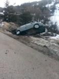 Memurları Taşıyan Araç Takla Attı Açıklaması 7 Yaralı