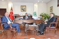 Kaymakam Ve Belediye Başkanlarından Kayseri Şeker'e İade-İ Ziyaret