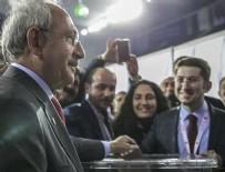 Kemal Kılıçdaroğlu yeniden genel başkan