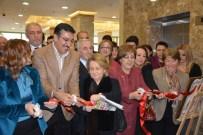 KEZBAN HATEMİ - Bakan Tüfenkci, İpek Halı Sergisinin Açılışını Gerçekleştirdi