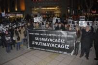 METIN GÖKTEPE - Hrant Dink Eskişehir'de Anıldı