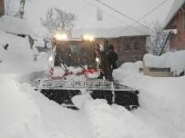 Kastamonu'da Kapalı Olan Köy Yolu Sayısı 31'E Düştü