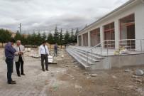 SÜKSÜN - İncesu Belediyesi Süksün Mahallesine Ticaret Merkezi Yapıyor