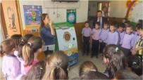 MP3 - Afyonkarahisar'da 'Bitkisel Atık Yağlar Minik Eller Tarafından Toplanıyor' Projesi Başladı